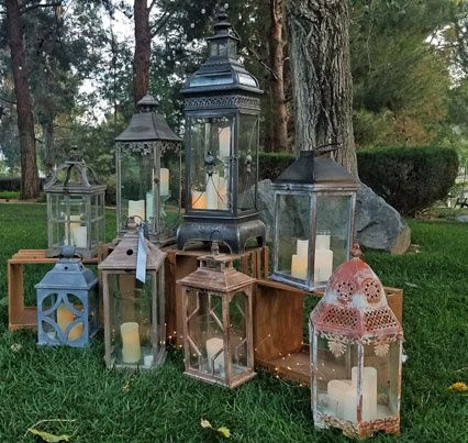 Tmx Lanterns 51 1047553 Murrieta, CA wedding rental