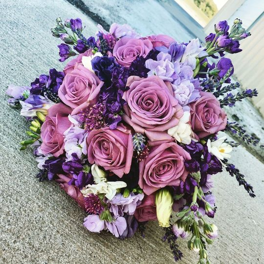 Wedding Wire Flowers: Sinclair Floral