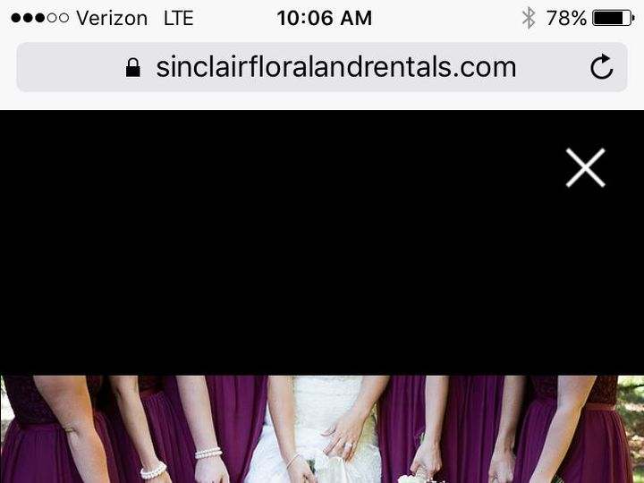 Tmx 1520485094 78a0cd89011705ae 1520485092 4d3eeb8018a3834e 1520485089864 3 IMG 4729 Selah wedding florist