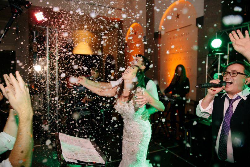 Snow machine Celebration
