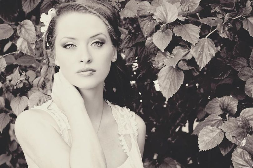 Black and white shot