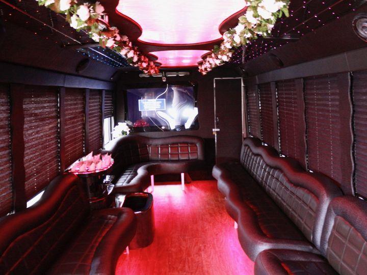 Tmx 1513151643958 5 Star Party Bus Wedding Plainfield wedding transportation