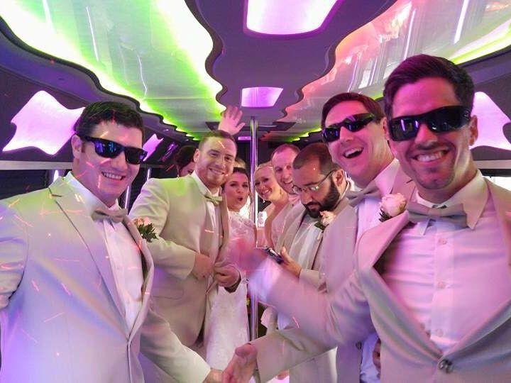 Tmx 1513151749369 5starlimos Wedding Plainfield wedding transportation