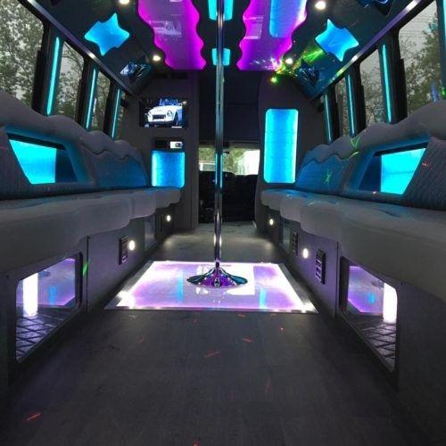 Tmx 1513151912807 Party Bus With Bathroom Limosalive 3 500x500 Plainfield wedding transportation