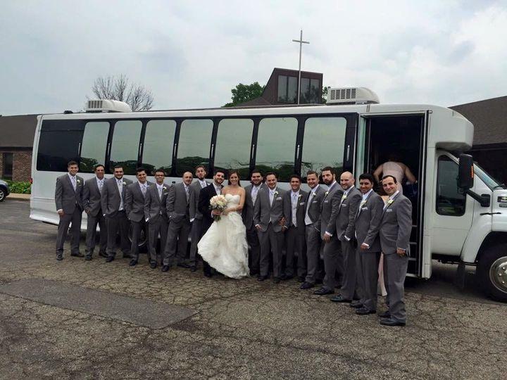 Tmx 1513152215889 5star Limo Wedding 2016 Plainfield wedding transportation