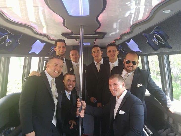Tmx 1513152663859 5 Star Weddings Services 32 Passenger Party Bus Plainfield wedding transportation