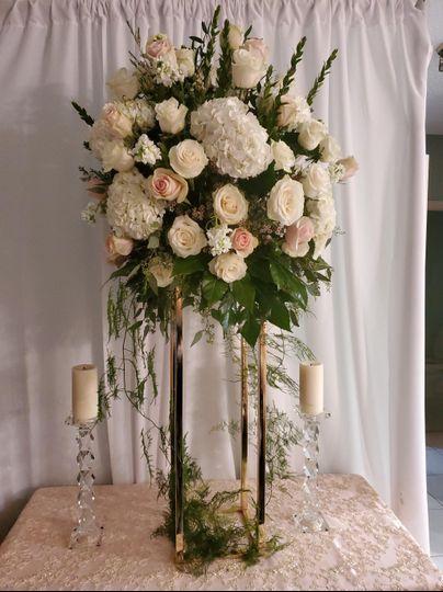 Elegant Table Decoration