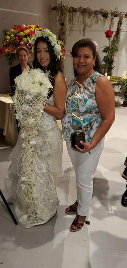 Award Winning Brides Bouquet