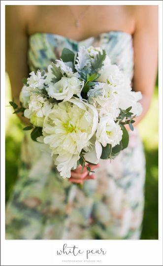 Little white florist flowers holbrook ny weddingwire little white florist cymbidium bouquet mightylinksfo