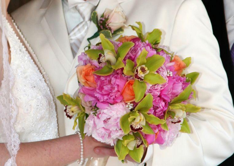 Little White Florist Flowers Holbrook Ny Weddingwire