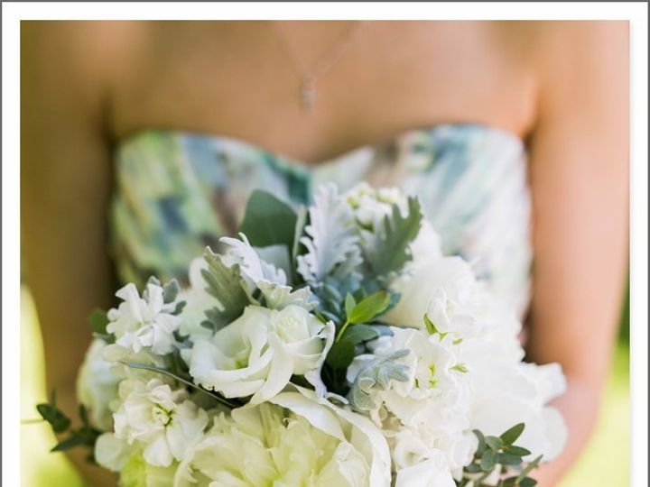 Tmx 1511129429975 Bridesmaids Bouquet Holbrook, NY wedding florist