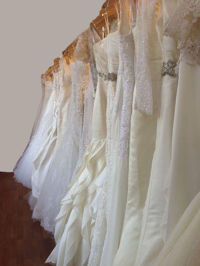 Wedding dress restyling