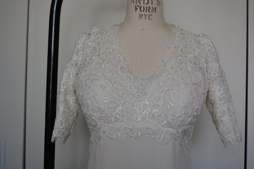 Adding lace