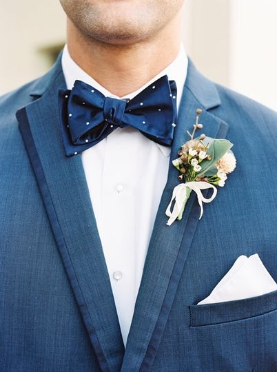 Boutonniere for men