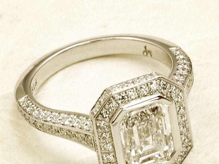 Tmx 1413993019804 Emeraldplatengagementring3 Worcester wedding jewelry