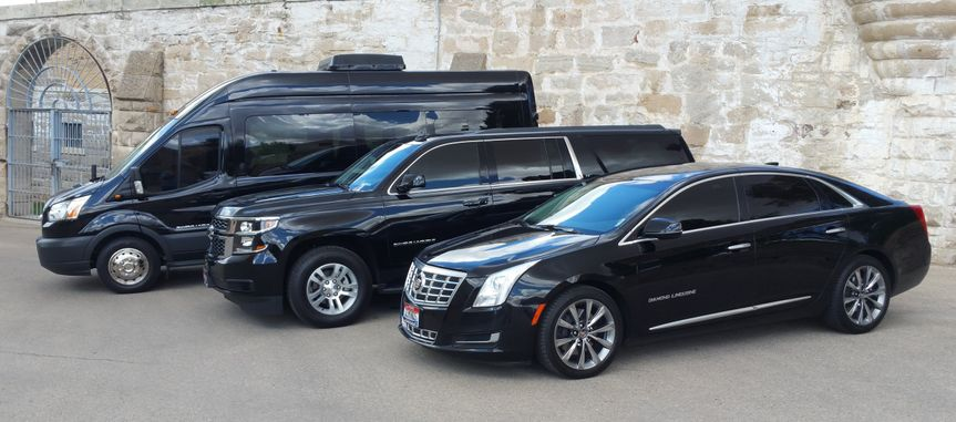 Black car service fleet