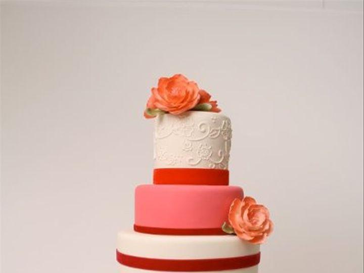 Tmx 1314228133717 August West Hollywood wedding cake