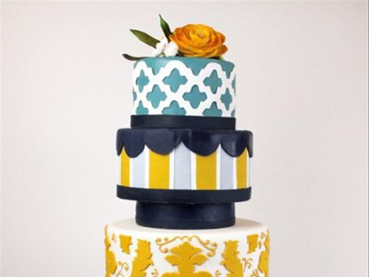 Tmx 1314228136170 Mbeach2 West Hollywood wedding cake