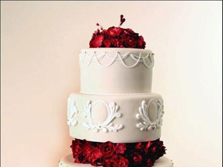 Tmx 1314228139170 Rosie West Hollywood wedding cake