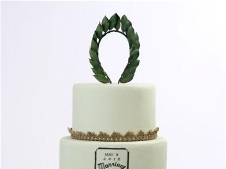 Tmx 1314228143576 Vanderbilt West Hollywood wedding cake