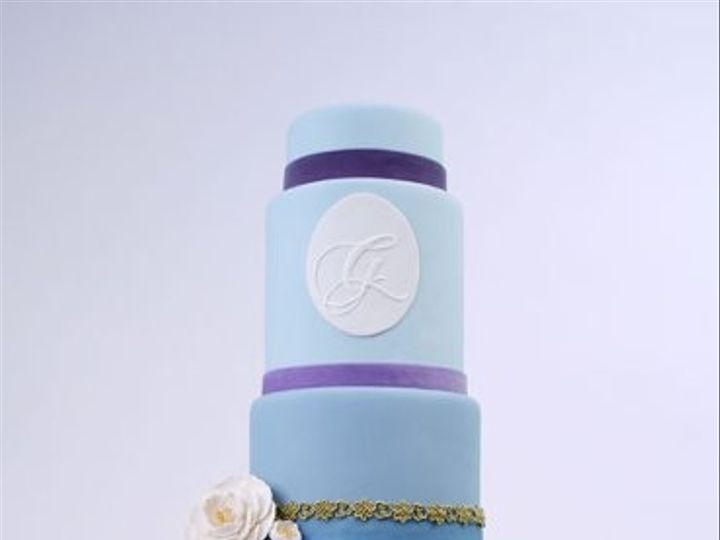 Tmx 1314228301326 Giovana West Hollywood wedding cake