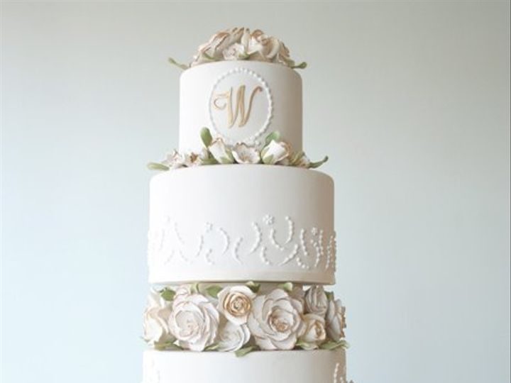 Tmx 1349477639286 Kwhiteww West Hollywood wedding cake