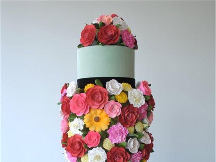 Tmx 1349477654101 Rosalinaw West Hollywood wedding cake
