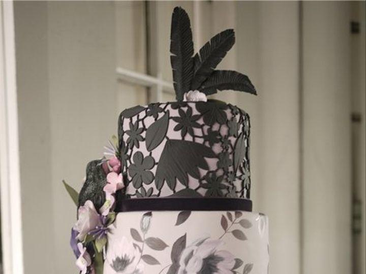 Tmx 1349477667299 Valw West Hollywood wedding cake