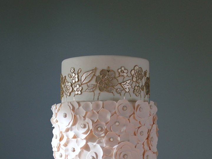 Tmx 1386705566525 Billie11 West Hollywood wedding cake