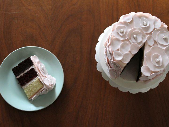 Tmx 1386705617918 Cakeslice West Hollywood wedding cake