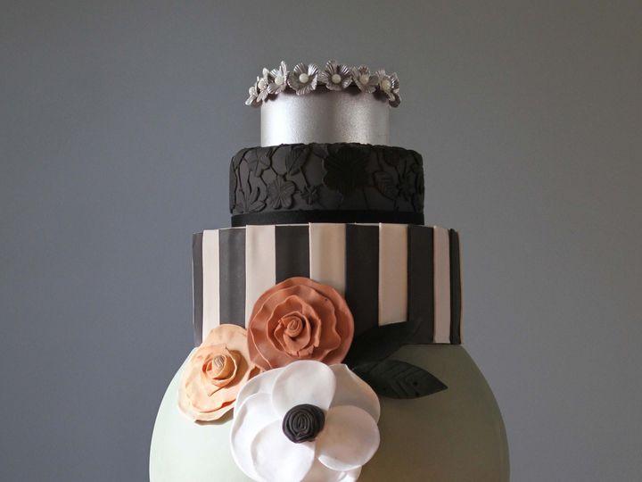 Tmx 1386705672070 Clara5 West Hollywood wedding cake