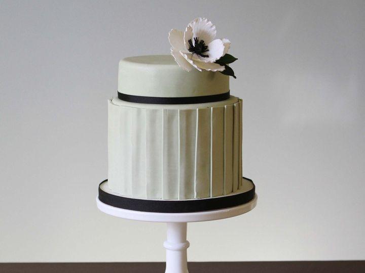 Tmx 1386705806229 Frances West Hollywood wedding cake