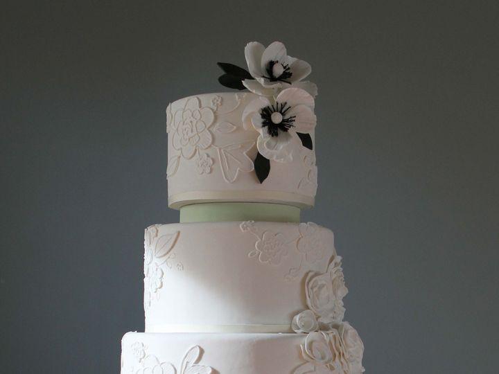 Tmx 1386706007075 Lisette3 West Hollywood wedding cake