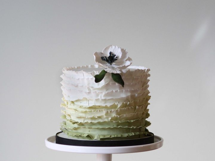 Tmx 1386706295744 Yves4 West Hollywood wedding cake