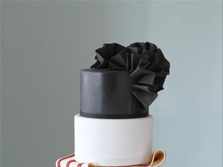 Tmx 1386706488934 Katherinechlo West Hollywood wedding cake