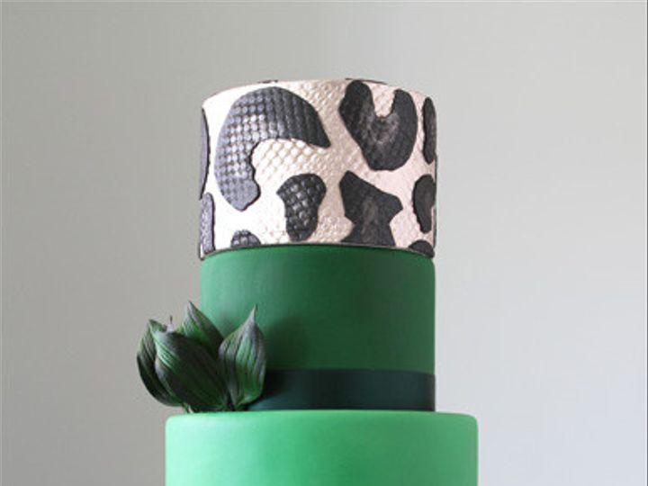 Tmx 1386706496860 Katherinemin West Hollywood wedding cake