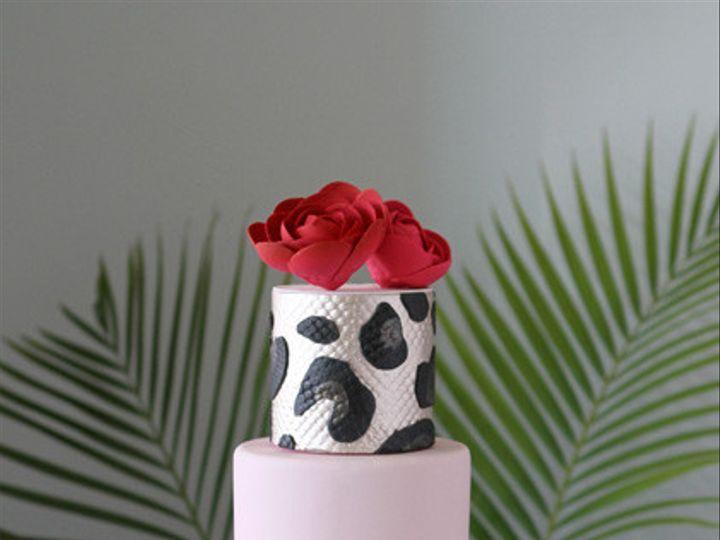 Tmx 1386706502041 Katherinepepper Min West Hollywood wedding cake