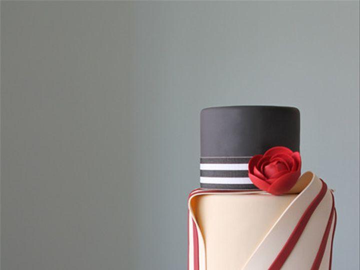 Tmx 1386706526947 Katherinechloe Ros West Hollywood wedding cake