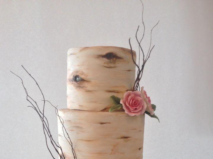 Tmx 1487632721709 Fullsizerender 4 West Hollywood wedding cake