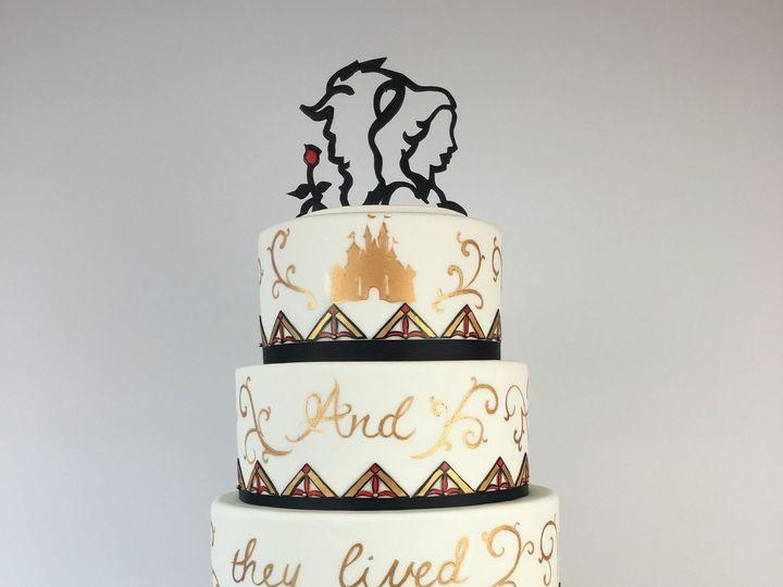 Tmx 1487632750556 Rszimg7249 West Hollywood wedding cake