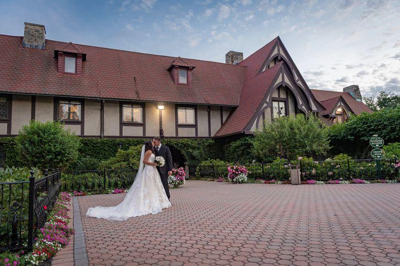 St. Clements Castle Wedding