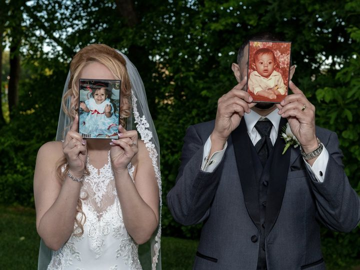 Tmx Bride And Groom With Their Baby Pictures 51 184653 1562000843 Berlin, CT wedding videography