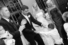 Tmx 1321565569372 WeddingCeremonyGroomSon Norwalk, OH wedding dj