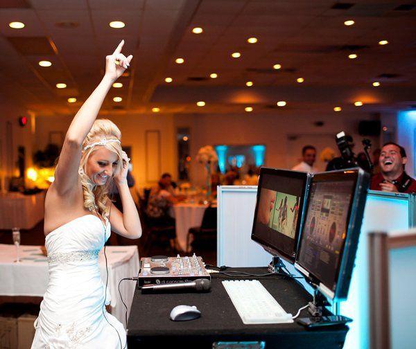 Tmx 1347987925406 TawnieForWeddingWire Norwalk, OH wedding dj