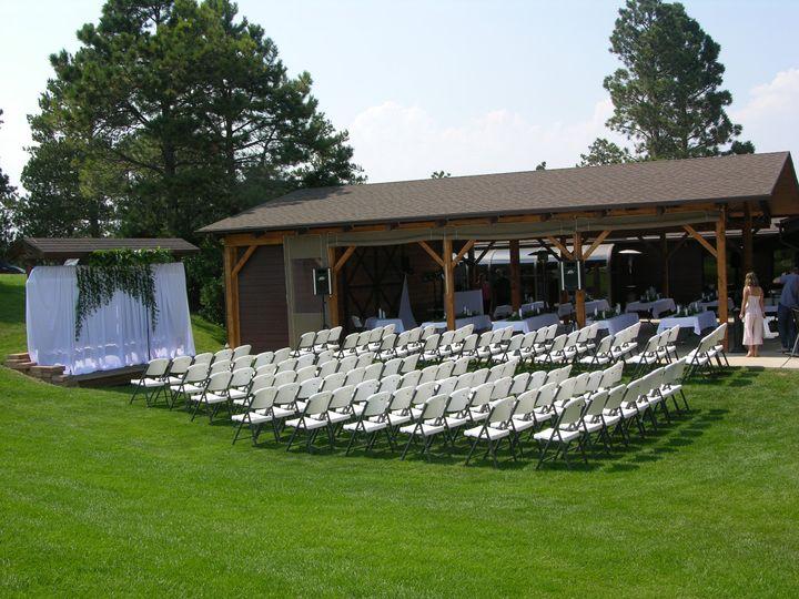 Wedding Setup Theater Style