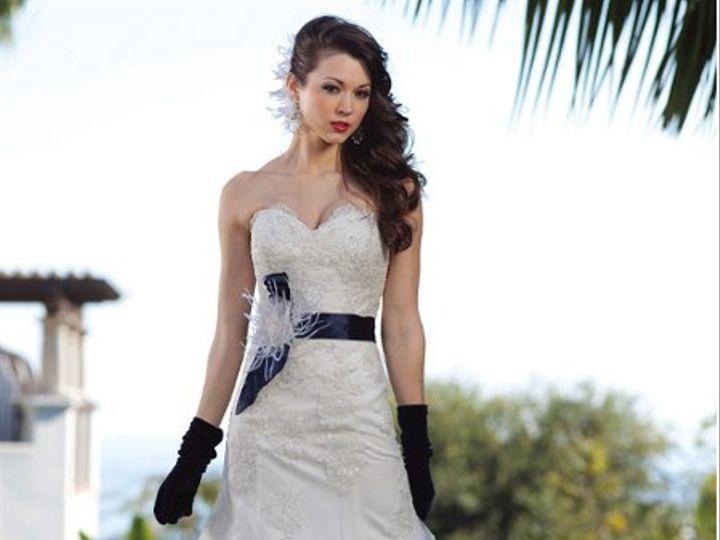 Tmx 1315430176335 Trunkshow Marble Falls wedding dress
