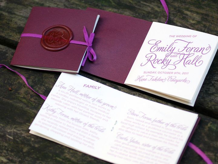 Tmx 1458307278144 Calistoga016 Biddeford, ME wedding invitation