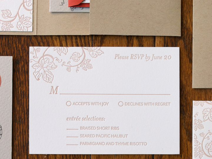 Tmx 1458308739247 Silverado015 Biddeford, ME wedding invitation