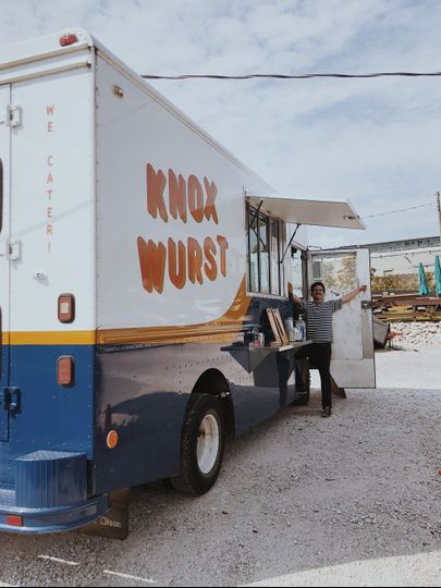 Food truck available