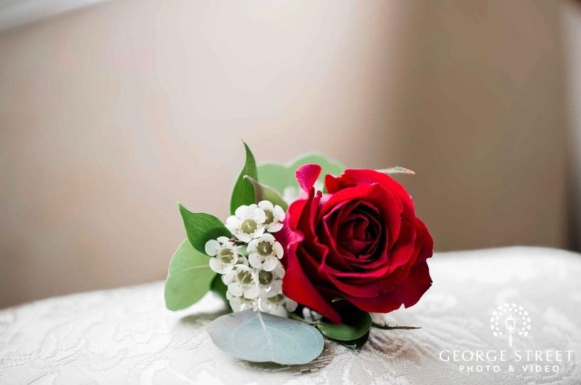 Groom's Florals